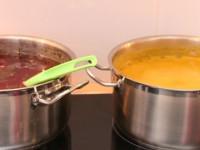 barszcz i zupa krem warzywny